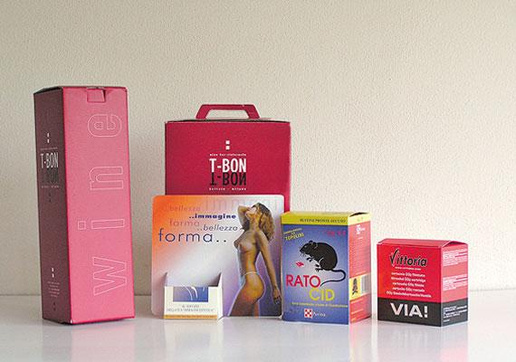 packaging imballaggio