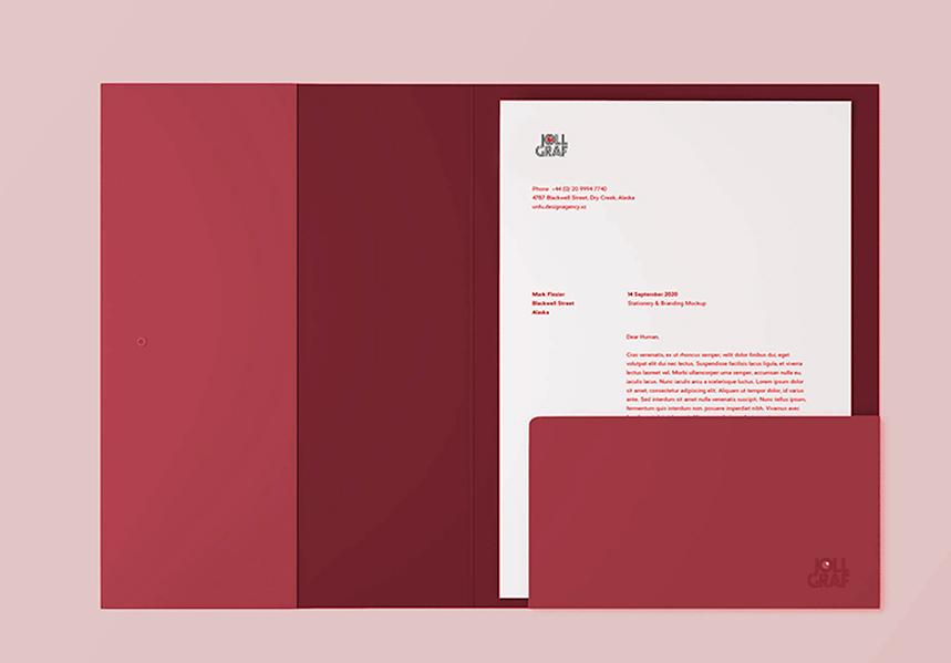 cartelline folder personalizzate